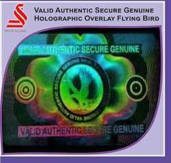 Flying Eagle -Secure Valid Authentic Genuine Overlays