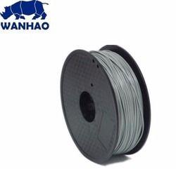 Wanhao Original Grey PLA 1.75mm 3D Printer Filament