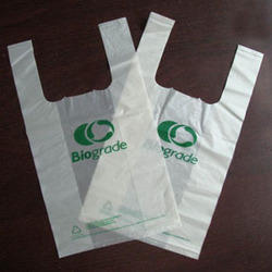 "14"" X 10"" Cornstarch Compostable Pla Bag"