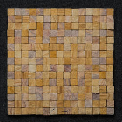 Mix Sandstone Pillar Mosaic