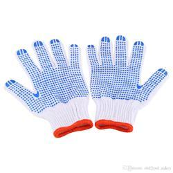 Cotton Safety Glove