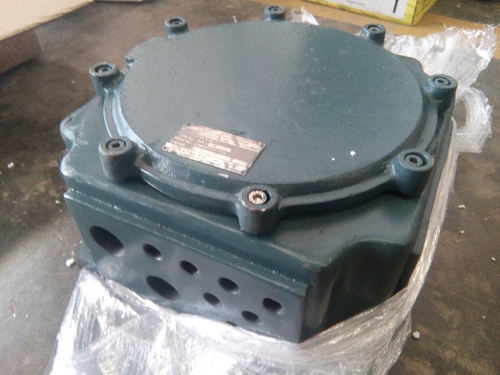 FLAMEPROOF EXPLOSION PROOF JUNCTION BOX Flameproof Junction Box