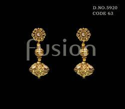 Traditional Designer Chandelier Earrings