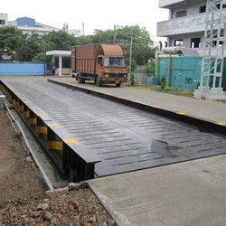 Spice Manufacturing Industry Weighbridge