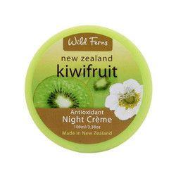 Wild Ferns Kiwifruit Night Cream