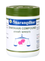 Sharangdhar Shatavari Compound 120T
