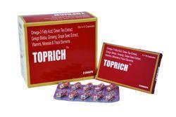 Omega 3 Fatty Acid Capsule
