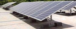 Solar Grid Power Plant