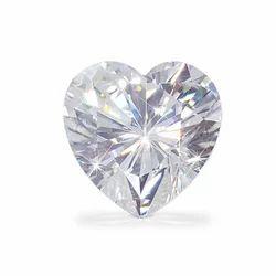 Heart Shape Moissanite Diamond