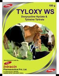 Doxycycline Hyclate/Tylosine Tartrate