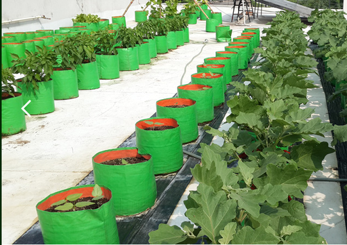 Hdpe Grow Bags Grow Bag Manufacturer From Coimbatore