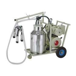 Fixe Type Milking Machine