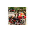 Fire Fighting Motor Bike