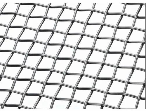 Steel Wire Mesh - Stainless Steel Window Mesh Manufacturer from Delhi