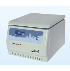 Tabletop Low Speed Large Capacity Centrifuge - L550