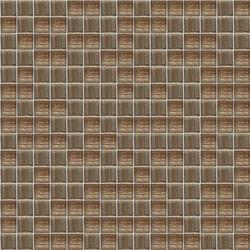 D312A Decora Plain Color Glass Mosaics