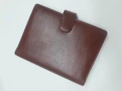 Leatherette Planner