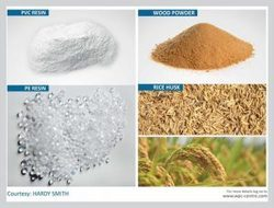 Resins & Natural fibers for WPC