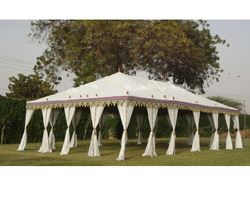Raj Tent (Outer View)  sc 1 st  Mahavira Tents & Traditional Indian Tents Manufacturers