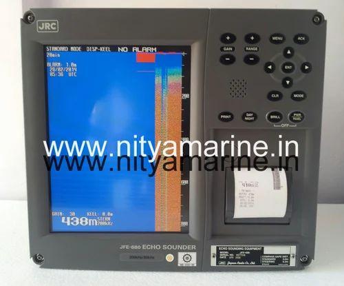 echo sounder elac laz5100 echo sounder exporter from bhavnagar rh nityamarine in