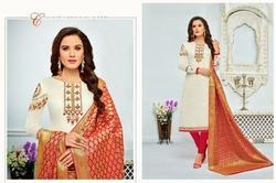 Full Sleeve Saeeda Suit Salwar Fabric