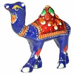 Meena Camel Statue