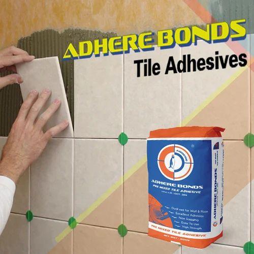 Tiles Adhesive - Epoxy Tile Adhesive Manufacturer from Chennai