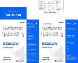 Glutathione 600mg Injection