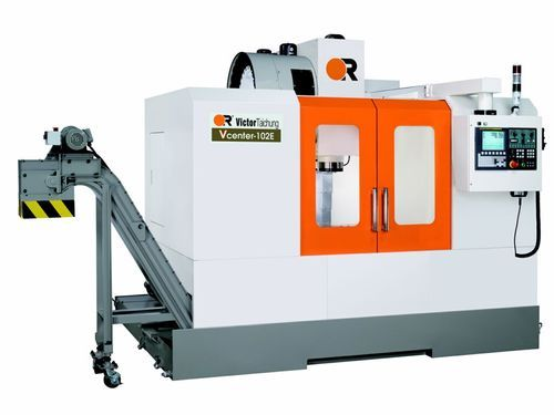Importer of VMC Victor Machine & CNC Turning by Lucky Machines