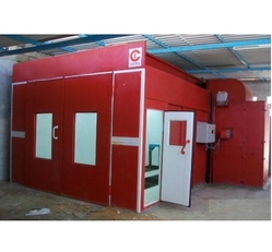 Dry Paint Booths
