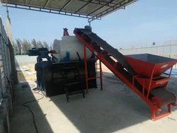 CLC Foam Brick Making Machine