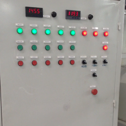 Vibratory Deburring Machine Panel