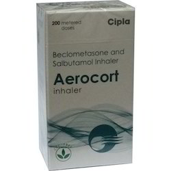 Aerocort Rotacaps Inhaler
