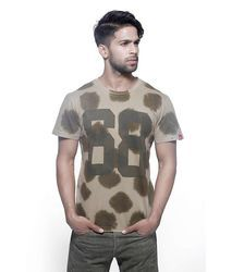 Men Fashion Printed T Shirt