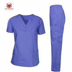 V - Neck Scrub Uniform
