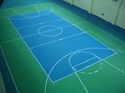 Indoor Sports PU Flooring