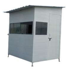 Sintex Security Cabin