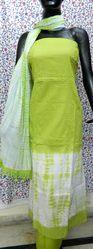 Aaditri Green Thread Work Suit
