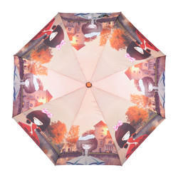 Beautiful Doll Print Umbrella