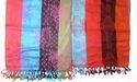 Fringes With Printed Jamawar Shawls