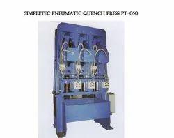 Pneumatic Quench Press PT-050