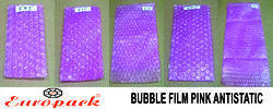 Bubble Bag - Pink Antistatic (Pack of 100)