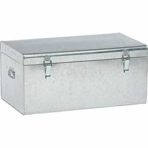 Aluminium Storage Trunk