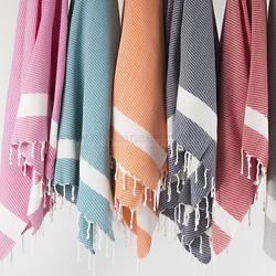 Light Cotton Turkish Towels