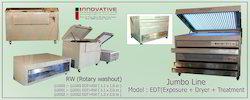 CTP Photopolymer Flexo Plate Making Machine