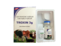 Ceftriaxone Sodium Injection B.P. 3g/Vial (Vet)