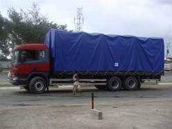 PVC Coated Truck Tarpaulin
