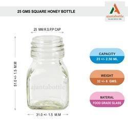 25 Ml Round 22PP Bottle