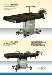 Ophthalmic Motorized Operation Table