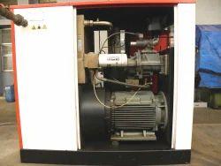 Screw Type Air Compressor Repairing